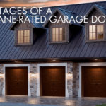 Advantages of a hurricane-rated garage door