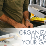 Organization hacks for your new garage