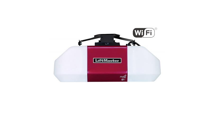 LiftMaster garage door opener with WiFi