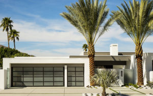 Thumbnail of Florida home with large Impact Glass garage door